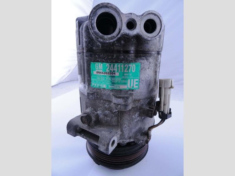 Air Conditioning Compressor ident UE Vectra C / Signum
