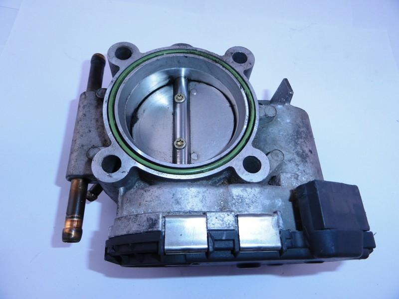 Throttle Valve Body Z20LET Bosch