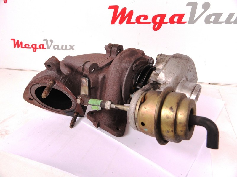 Turbocharger Garrett 2.0DTi Vectra B / Astra G / Zafira A