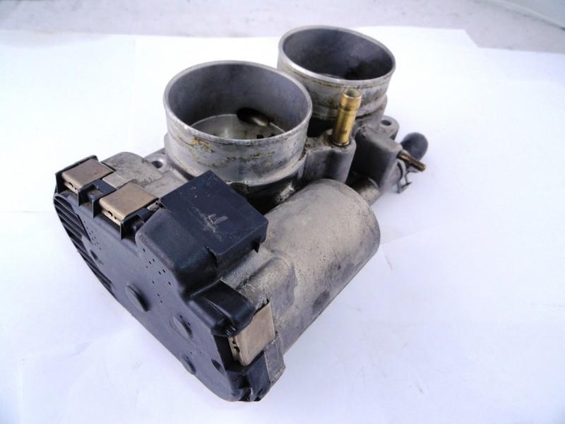 Throttle Valve Body Bosch Omega