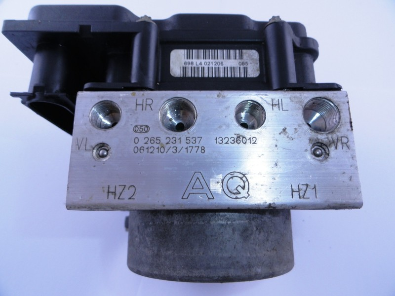 Abs unit Bosch ident AQ Corsa D