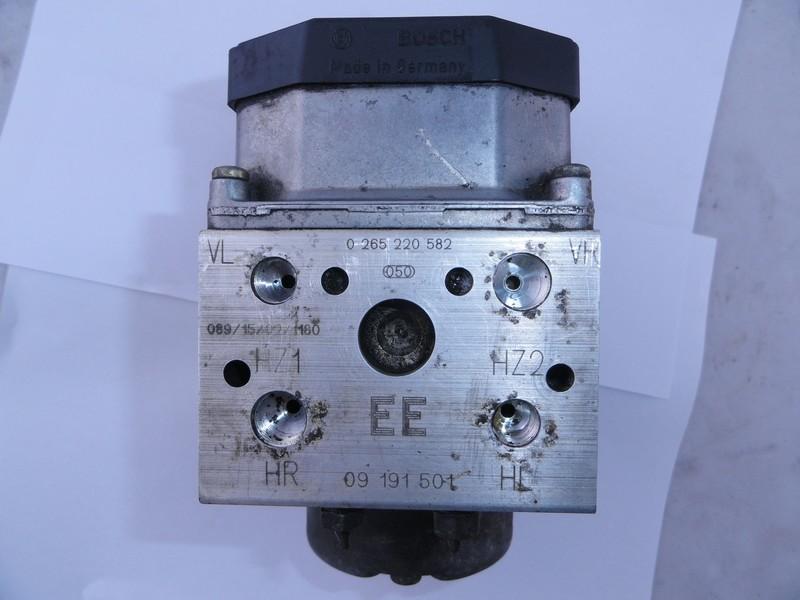 Abs unit Bosch 0265220582 Vectra B ident EE