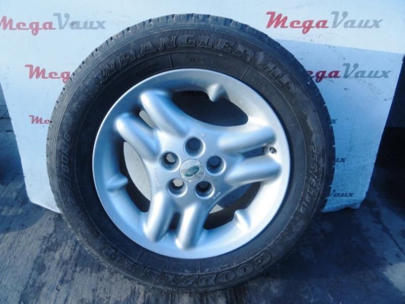 "Alloy Wheel & Tyre Range Rover 255-60-18"" 5 stud"