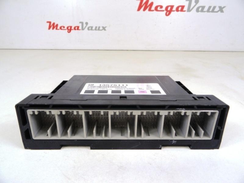 Body Control Module Insignia 13575111