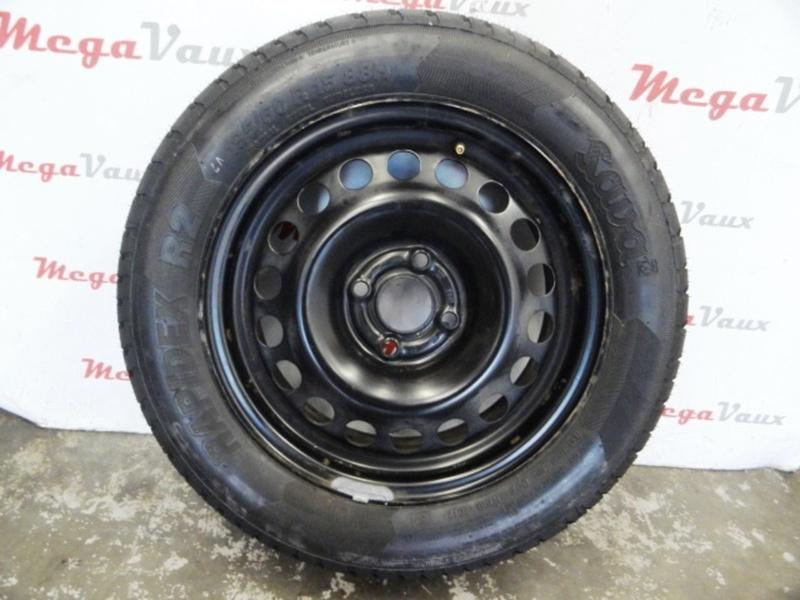 "Astra G Steel Wheel & Tyre 195-60-15"" 4 Stud"