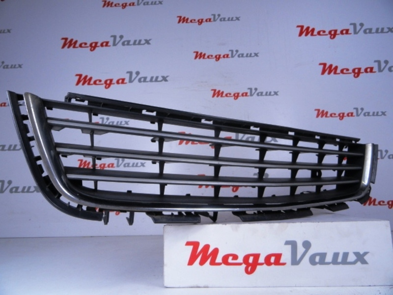 Front Bumper Centre Lower Grille Astra H 2007-2009