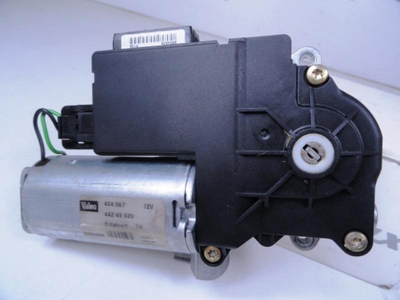 Sunroof Motor Valeo