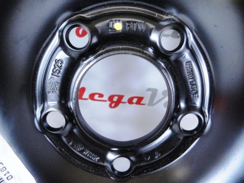 """Astra J 1.7 Diesel Space Saver Steel Wheel J60  5 Stud 16"""""""