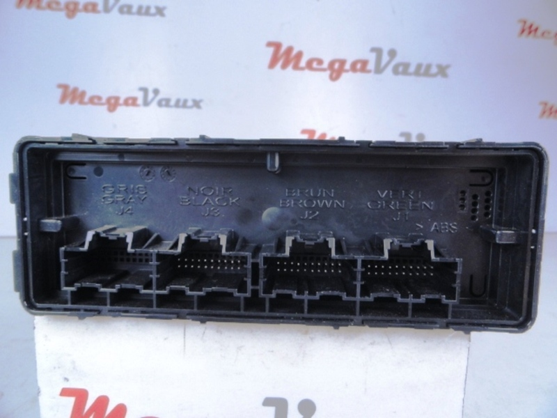 Astra J Heater And Air Conditioning Control Module