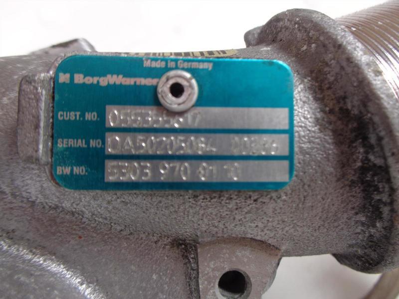 Astra J, Insignia Turbocharger A16LET Petrol