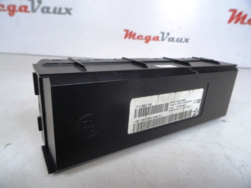 Astra J Heater Air Conditioning Module 13581132