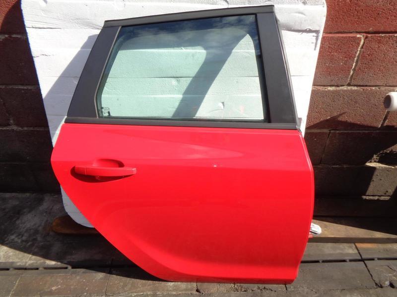 Astra J 2010-ON Estate Rear RH Right Hand Door Power Red GBH/50B