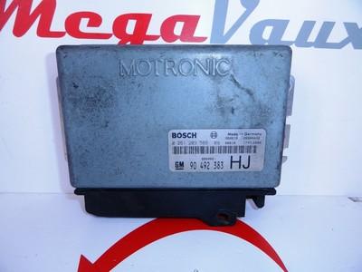 Ecu Kit Omega B X30XE Bosch 0261203589 ident HJ