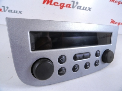 Electronic Heater Climate Control unit Matt Chrome 2004-2006
