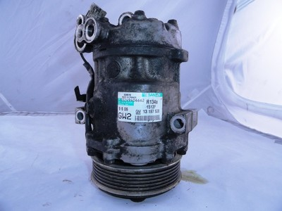 Air Conditioning Compressor Sanden ident GW2