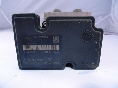 Abs unit ATE  ident BK Astra H / Zafira B