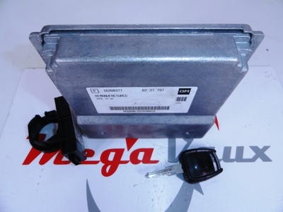 Ecu Kit X16SZR Delco 16268377 Astra G ident MF
