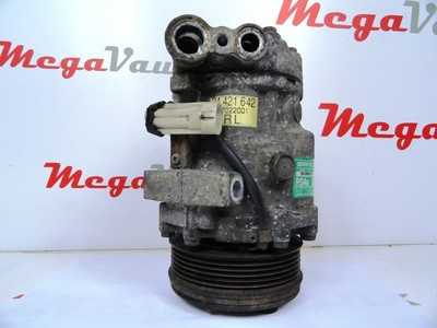 Air Conditioning Compressor Sanden ident RL Corsa C / Meriva A