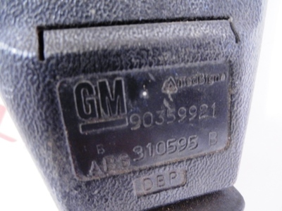Astra F Seatbelt Pretensioner LH Front