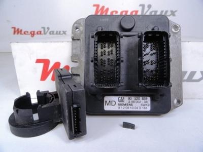 Ecu Kit X20XEV Petrol Siemens ident MD Astra G