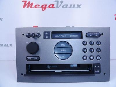 CCR2006 CD Radio Metallic Charcoal ident UU7