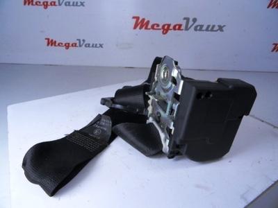 Seatbelt Black LH & RH Front Corsa C 3 Door Hatch