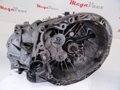 Vivaro 19DTI - F9Q-762 5 speed Manual Gearbox ABS PK5-019
