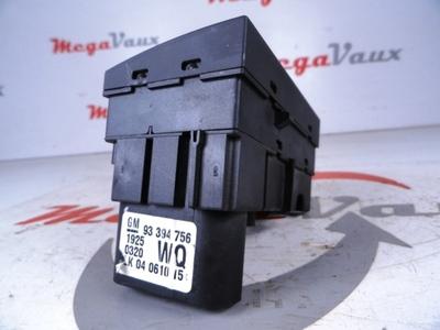Headlamp Switch No Front Fog Lights Meriva A ident WQ