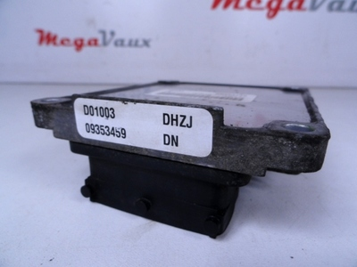 Astra G Ecu Kit Z14XE Petrol Delco 9353459 ident DN