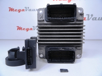 Ecu Kit Astra G Z16XE Petrol Delco 9353489 ident BE