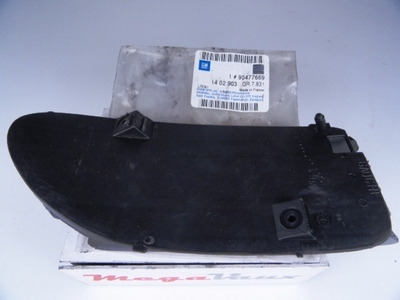 Front Bumper Air Duct Panel LH Omega B 1994-1998 (New)