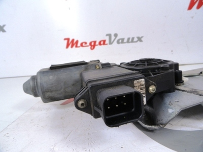 Front Electric Window Regulator Motor LH Coupe, Convertible