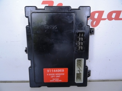 Frontera A  4 door window lift unit control module