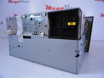 CD40 Opera 6 Disc CD/DAB Radio Metallic Charcoal AF/LN