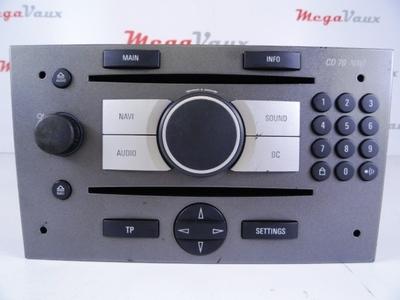 CD 70 Navi Vectra C / Signum ident LQ/AE