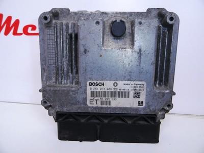 Ecu Z19DTHL Vetctra C Bosch 0281013408 ident ET
