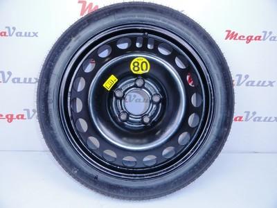 """Space Saver Steel Wheel 16"""" 5 Stud T115/70 R16"""