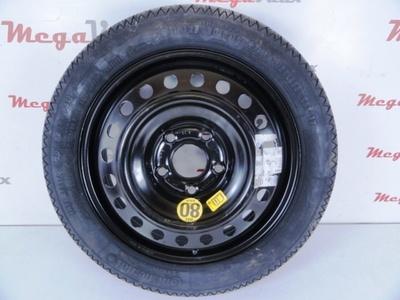 "Space Saver Steel Wheel 125-80-16"" 5 Stud Vauxhall Insignia"