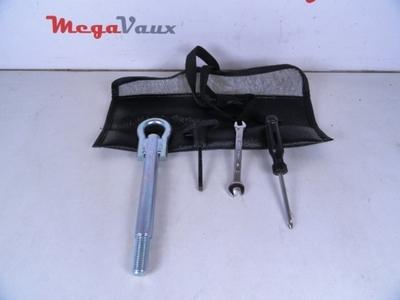 Spare Wheel Jack Tool Kit Vauxhall Antara