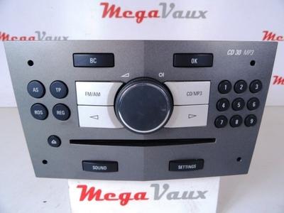 CD30 MP3 Metallic Charcoal Antara ident AE