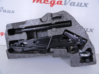 Spare Wheel Jack Tool Kit Vauxhall Corsa D 2007-ON