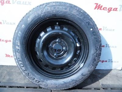 "Astra G Steel Wheel & Tyre 175/70/14"" 4 Stud"