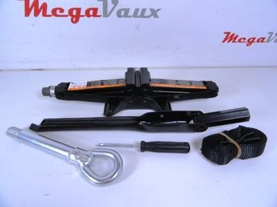 Spare Wheel Jack Tool Kit