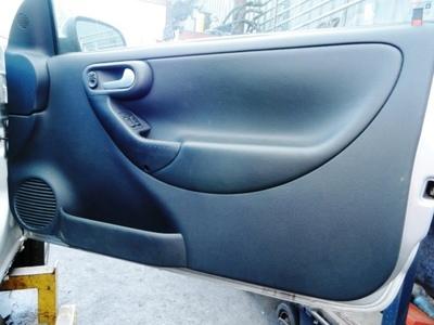 Full Black Leather Interior 3 Door Hatchback