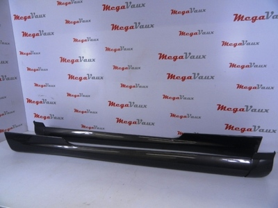 Pair of Side Skirts 3 Door Hatch Limited Edition 2013 Grey/Z190