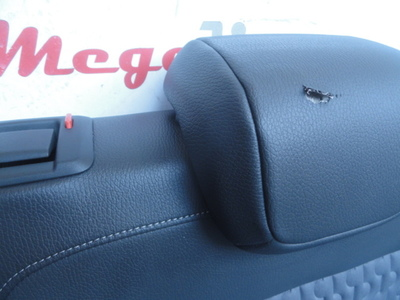 Corsa D Half Leather Interior 5 Door Hatchback 2012