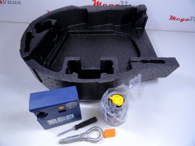 Astra H Twintop Convertible Foam Tool Tray