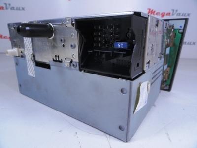 Astra H, Zafira B CD30 MP3 ident LD Matt Chrome