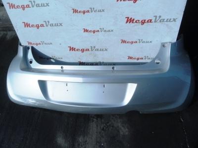 Agila B 2008-ON Rear Bumper in Steel Silver Paint Code GBZ/ZCC