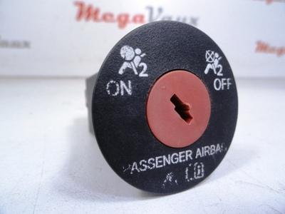 Agila B Passenger Side Airbag Switch